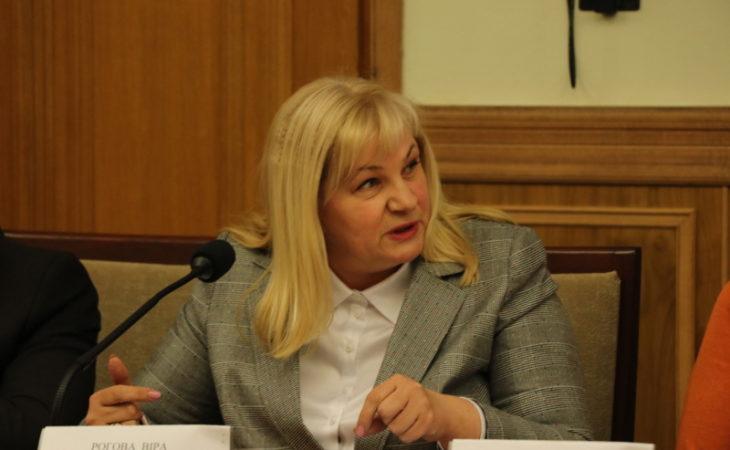 Глава департамента образования Киевщины Рогова хочет стать замом в  Житомирской ОГА | КиевВласть