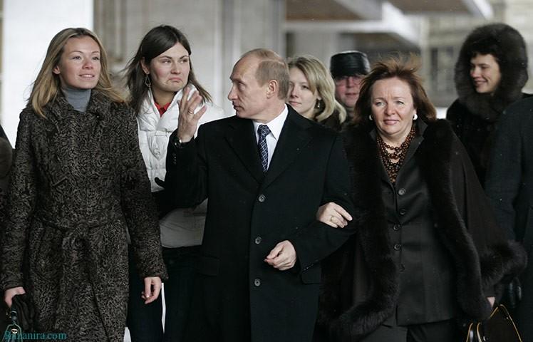 Западная жизнь детей российской политической элиты