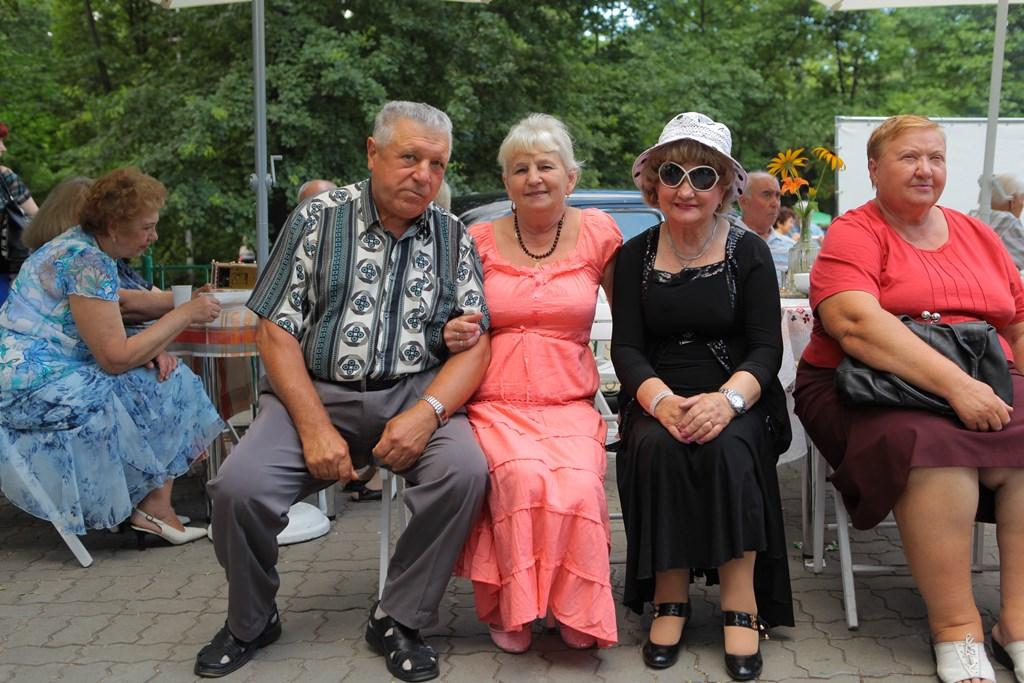 клуб знакомств пенсионеров в киеве