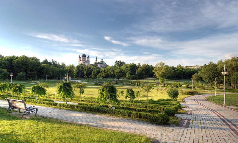 Природный комплекс «Феофания», Киев