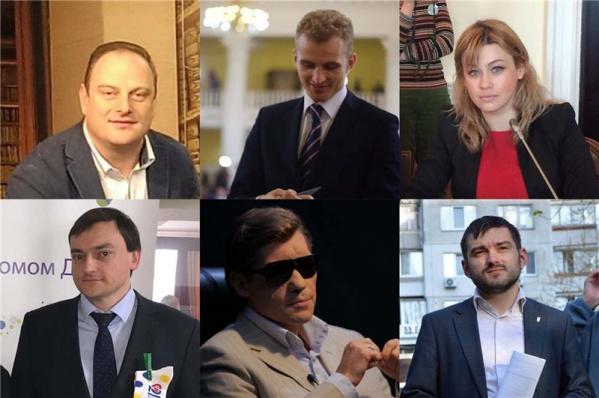 Земля и люди. Рейтинг активности депутатов Киевсовета (13-17 апреля)