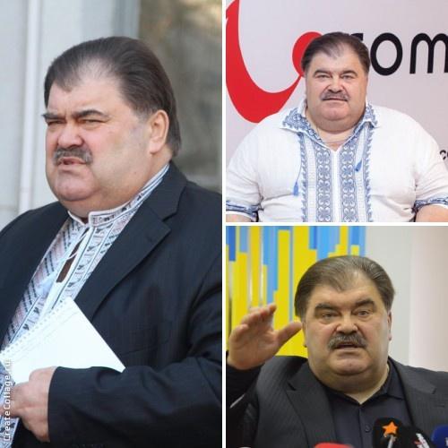 Досье: Бондаренко Владимир Дмитриевич
