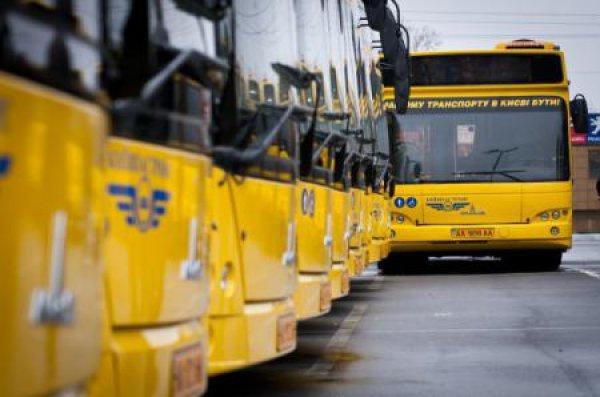 В работу автобусного маршрута