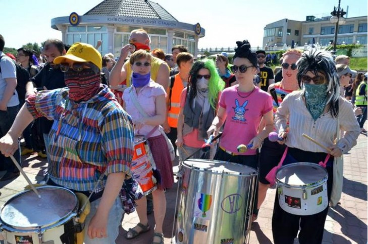 Петиция озапрете «Марша равенства» набрала неменее 10 000 подписей