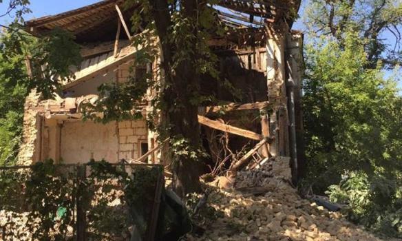 Уполномоченный гродской администрации Ткачук: Обрушившийся вКиеве дом был частной собственностью