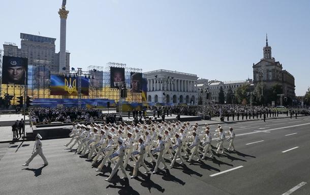 ВКиеве сообщили овозможности терактов вДень независимости Украины