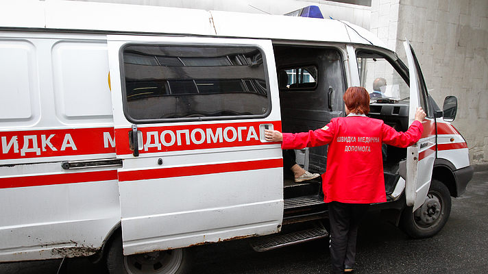 ВКиеве впоезде метро скончался мужчина