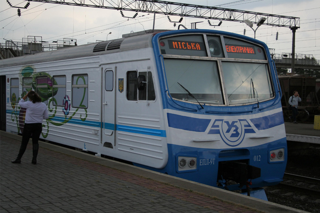 В «Укрзализныце» неисключает сокращения количества пригородных электричек