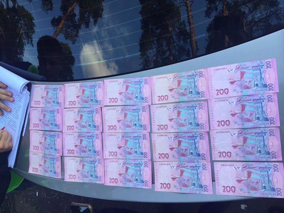 ВКиеве два сотрудника райгосадминистрации каждый месяц добивались взятку увладельца автокофейни