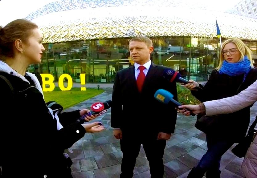 Порошенко назначил нового руководителя Киевской ОГА