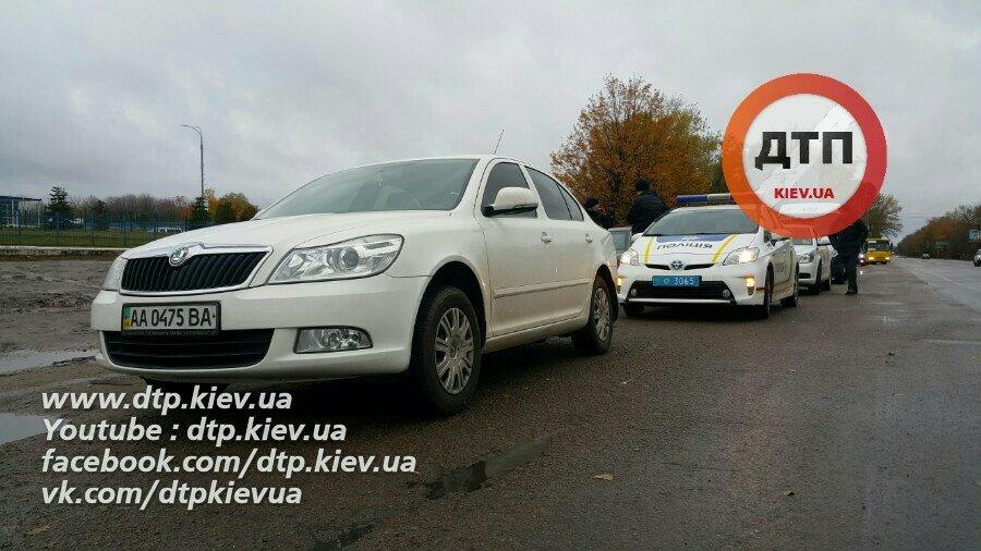 ВКиеве задержали экс-начальника «Кобры»: подозревают впьяном вождении