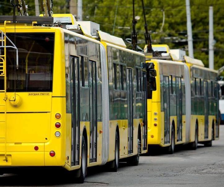 ВКиеве построят новейшую троллейбусную линию
