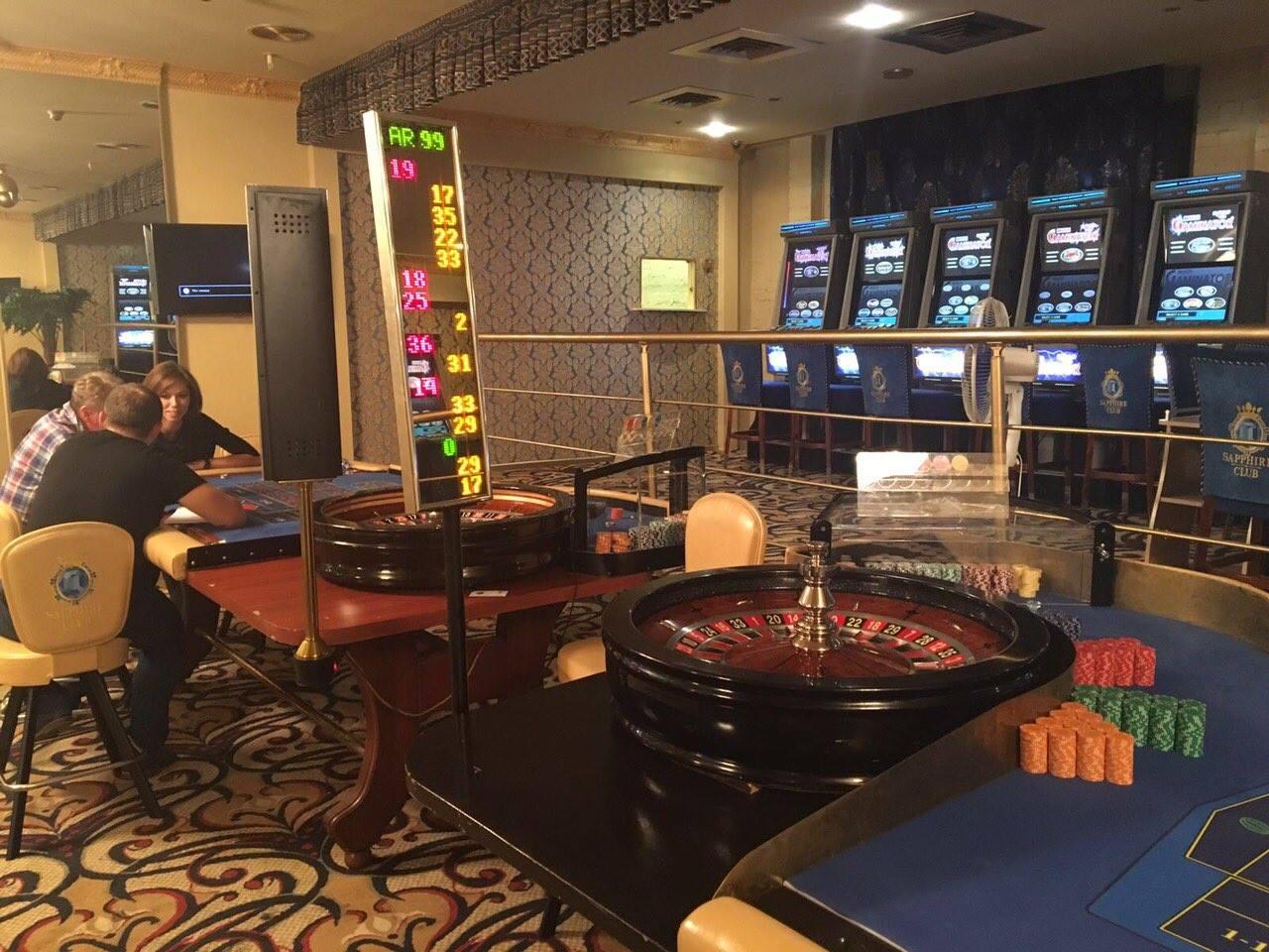 ВКиеве водном изТРЦ разоблачили подпольное VIP-казино