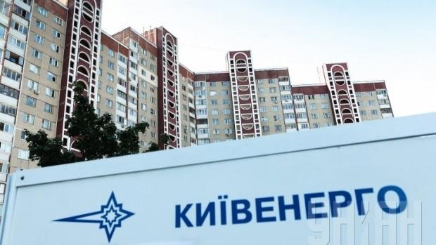 ВКиеве без тепла игорячего водоснабжения остаются 166 покупателей