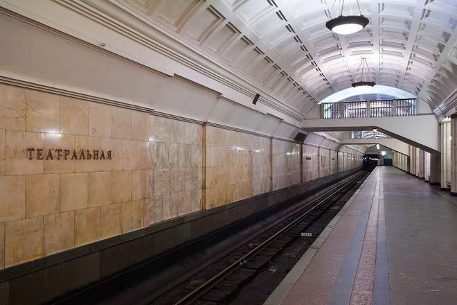 ВКиеве настанции метро скончалась женщина