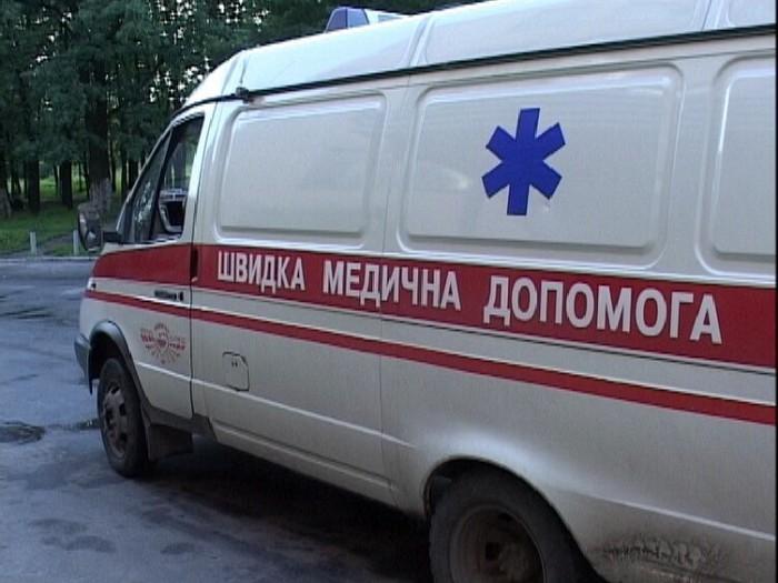 ВКиеве пенсионерку выбросили изокна многоэтажки