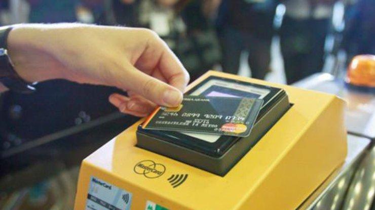 Банковские терминалы тестово запустят накассах вметро украинской столицы