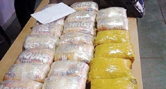 ВКиеве троих жителей Турции осудили надесять лет заторговлю наркотиками