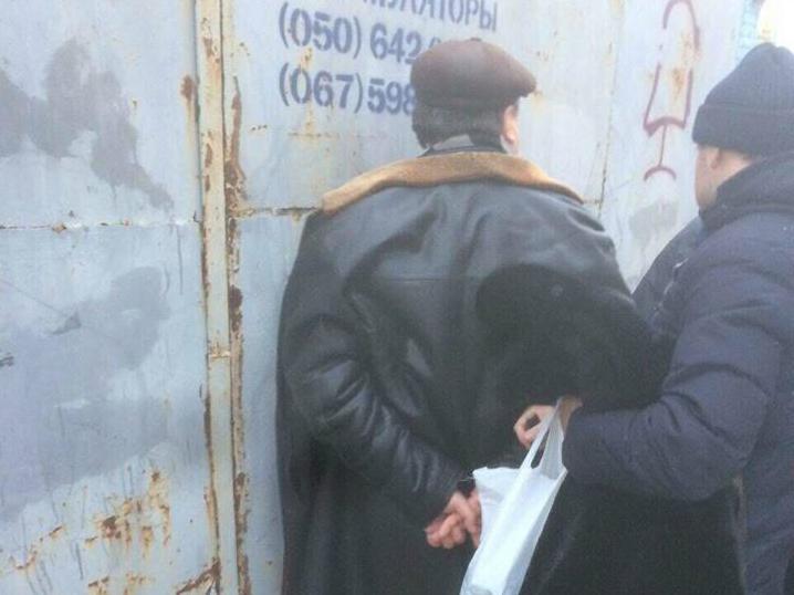 Правоохранители словили ректора столичного университета «нагорячем»