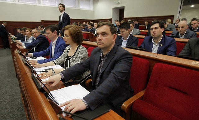 Хватит иБандеры: Киевсовет отказался называть проспект вчесть Шухевича