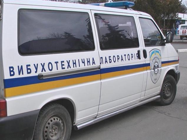 ВКиеве милиция эвакуировала около 800 человек из-за сообщения оминировании супермаркета
