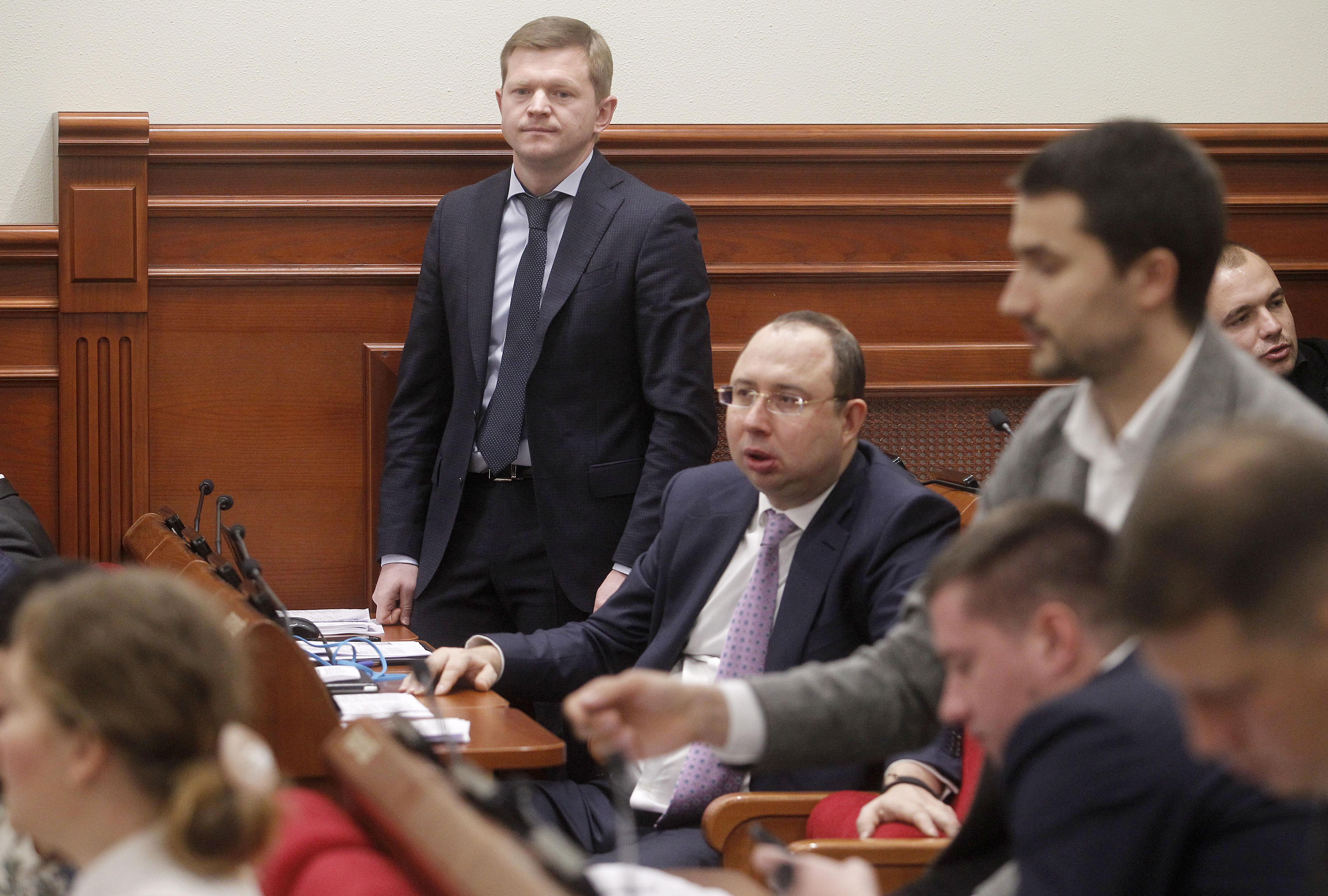 Киевсовет создал два новых управления: поэкологии итуризму