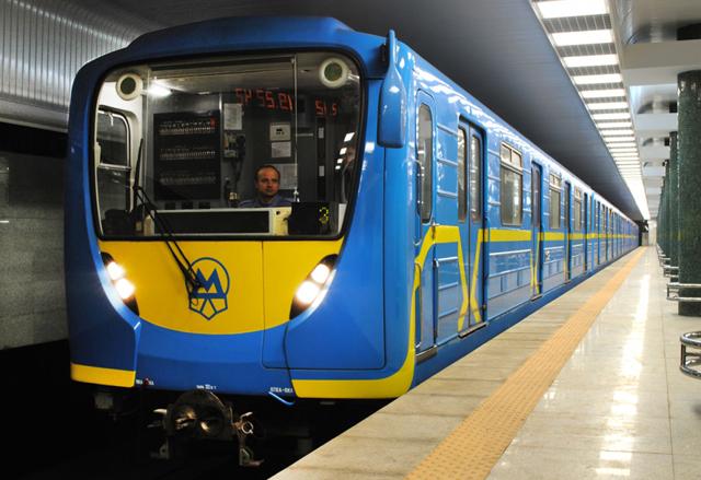 Киевское метро продлит работу натри часа наНовый год иРождество