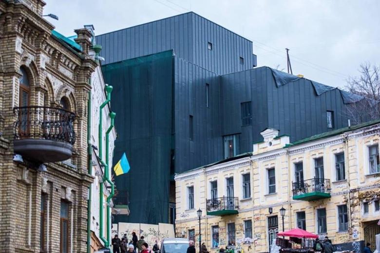 Петиция одемонтаже скандального театра наПодоле набрала 10 тыс. подписей