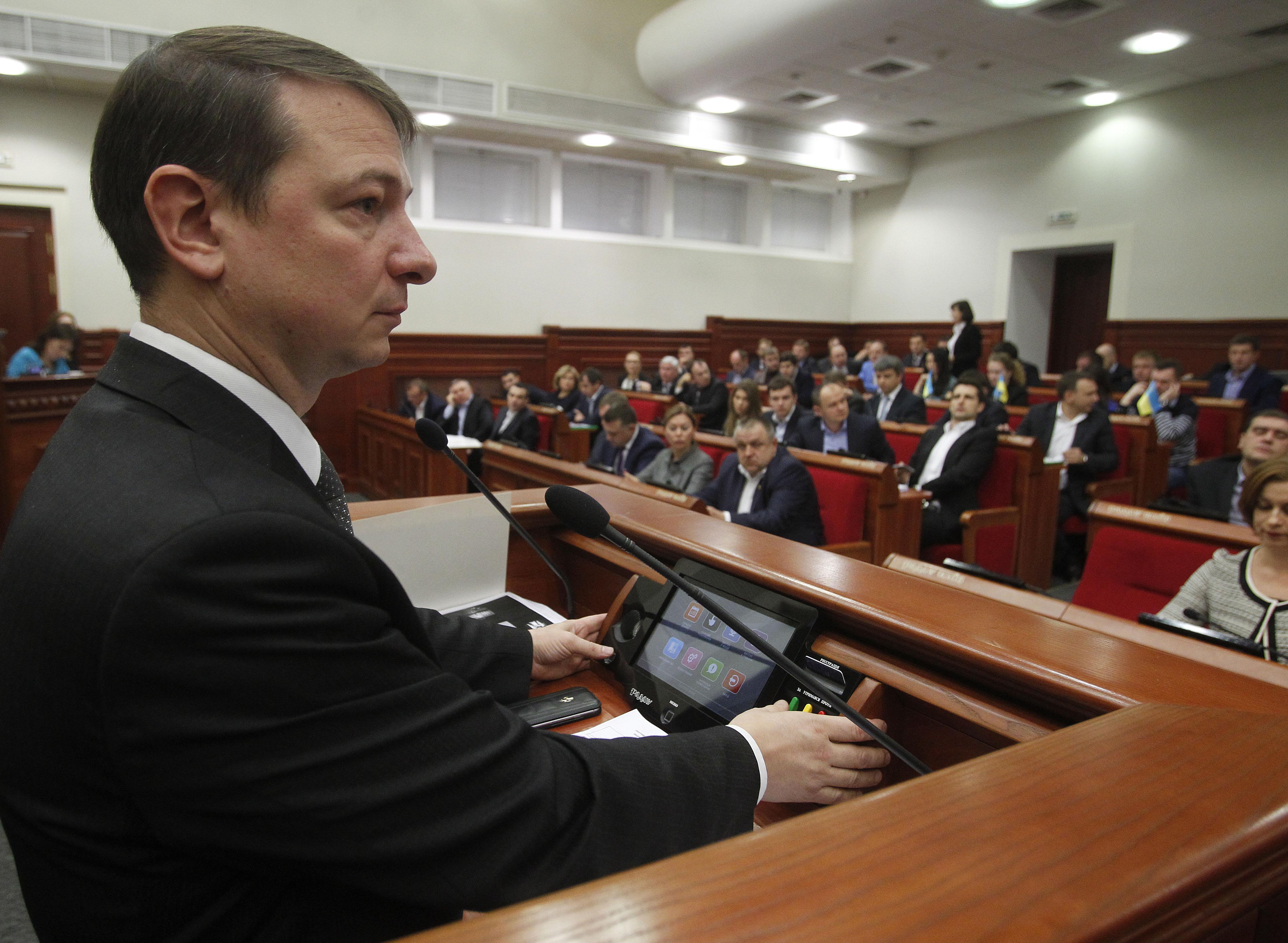 Киеврада утвердила бюджет украинской столицы на предстоящий год