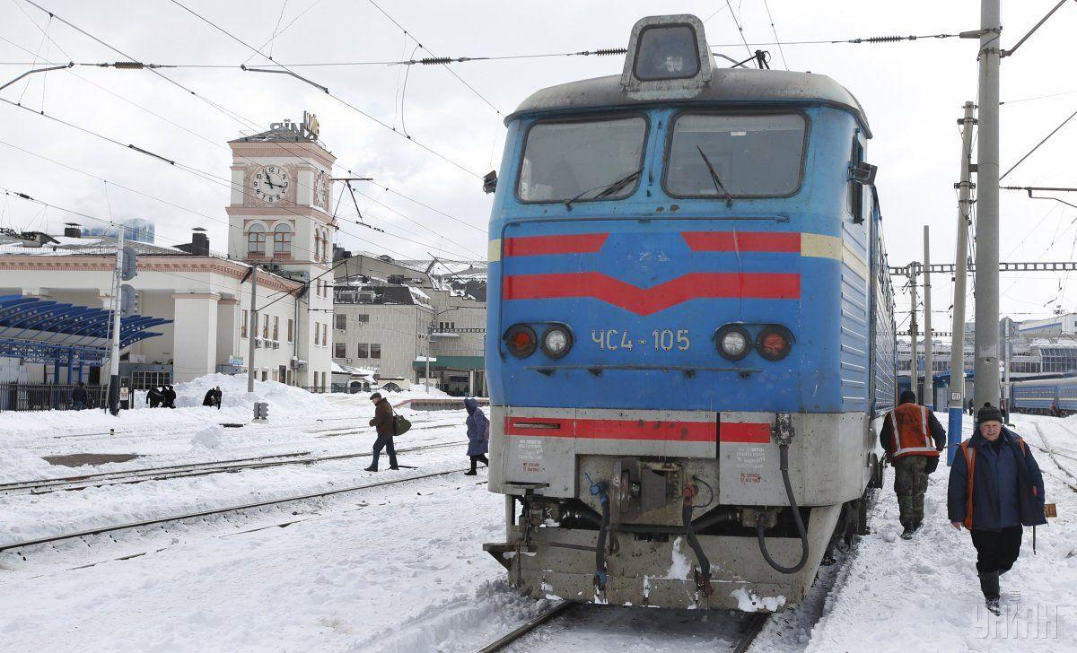 ВУкраине заработал новый график движения пассажирских поездов