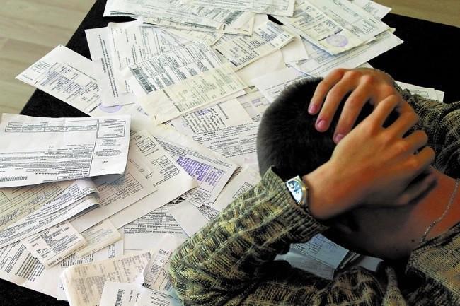 ВУкраинском государстве создан электронный список должников зауслуги ЖКХ