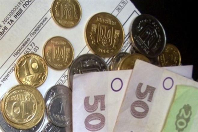 Киевлянам посоветовали оформить рассрочку долгов за«коммуналку» сроком на5 лет