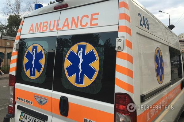 Катастрофа  набазе отдыха вКиеве: вбассейне потонул  ребенок