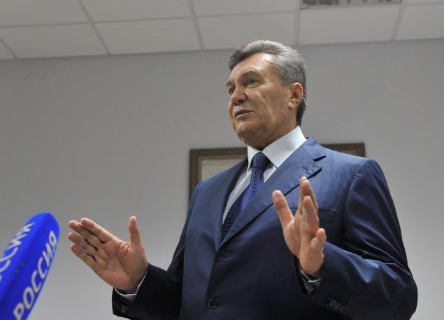 Украинский суд позволил заочно расследовать дело огосизмене Януковича