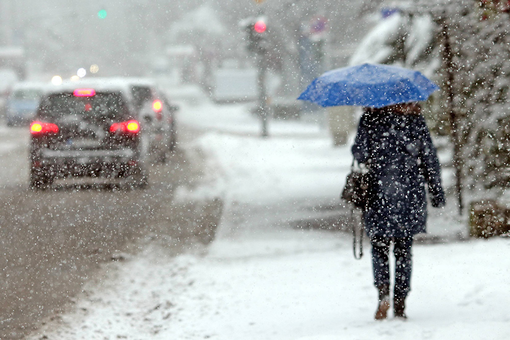 «Ледниковый период» вУкраинском государстве: стало известно, когда потеплеет