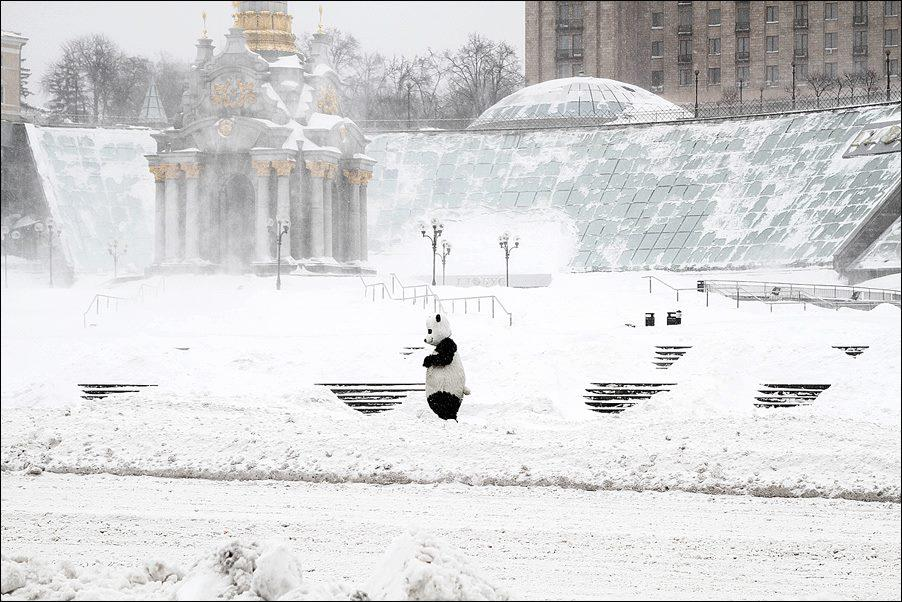 КГГА: Ввоскресенье днем вКиеве предполагается осложнение погодных условий