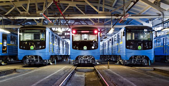 Киевский метрополитен в минувшем 2016 заработал 76 млн грн прибыли