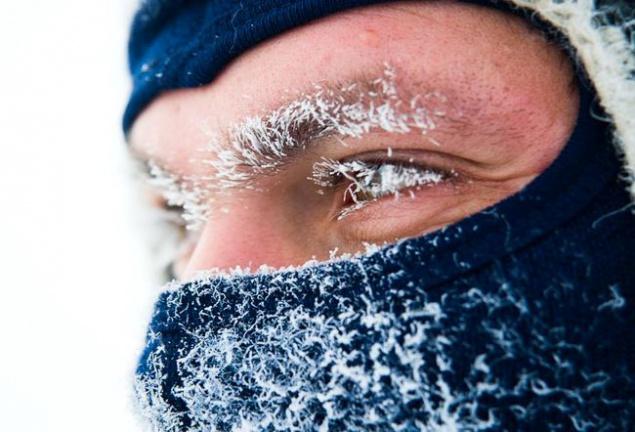 С начала года госпитализировали 48 киевлян с обморожениями