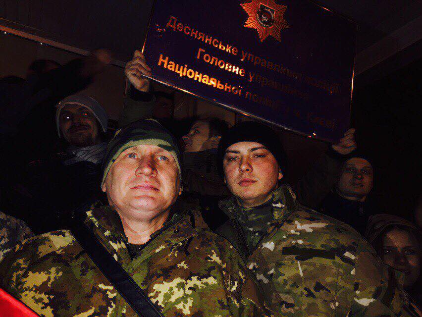 Всех задержанных отпустили— Столкновения вКиеве