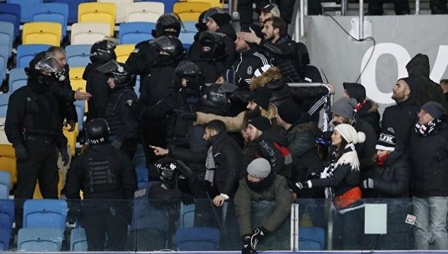 ВКиеве милиция усилит меры безопасности из-за матча «Динамо»-