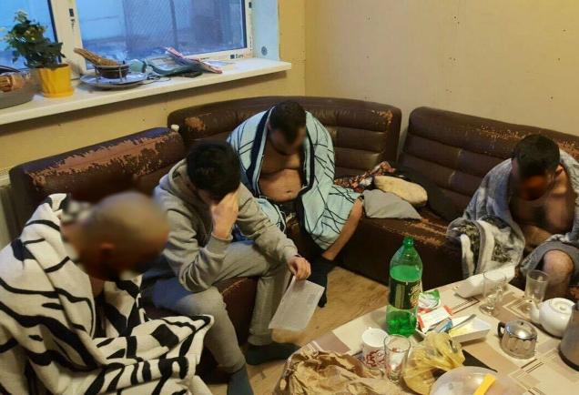 ВКиеве словили банду «оборотней впогонах»