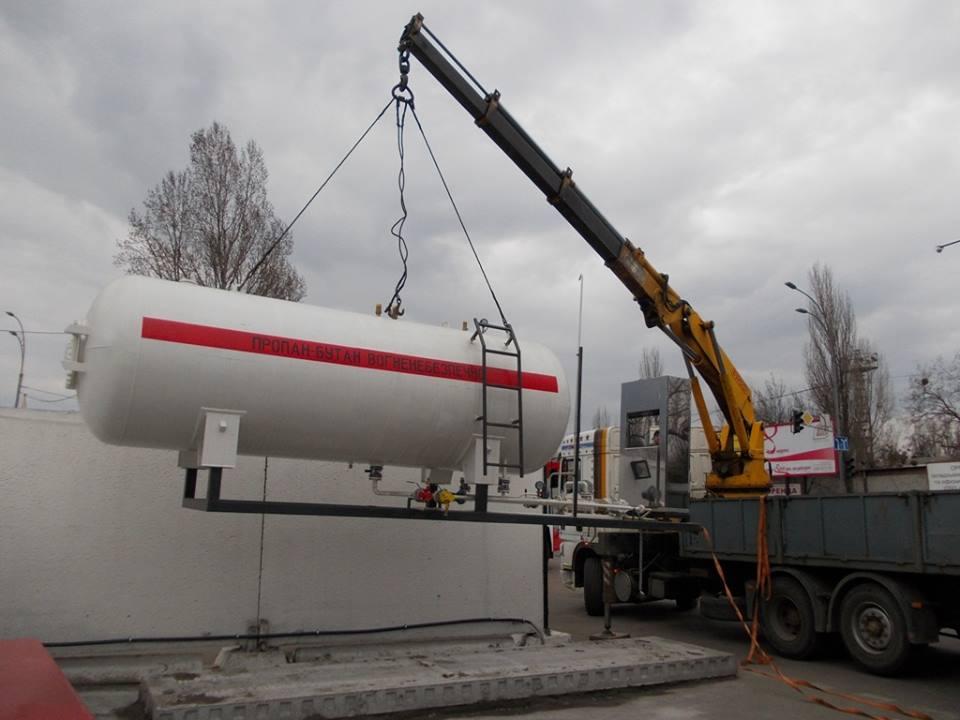 ВКГГА отчитались оходе демонтажа незаконных газовых заправок