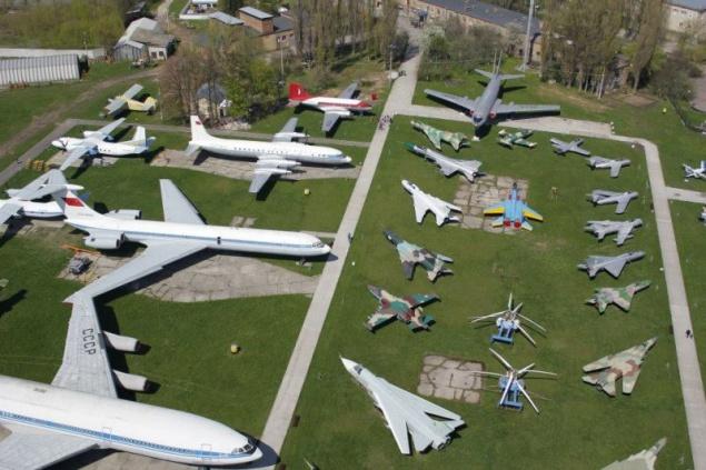 Государственный музей авиации вывели из структуры Национального авиационного университета (документ)