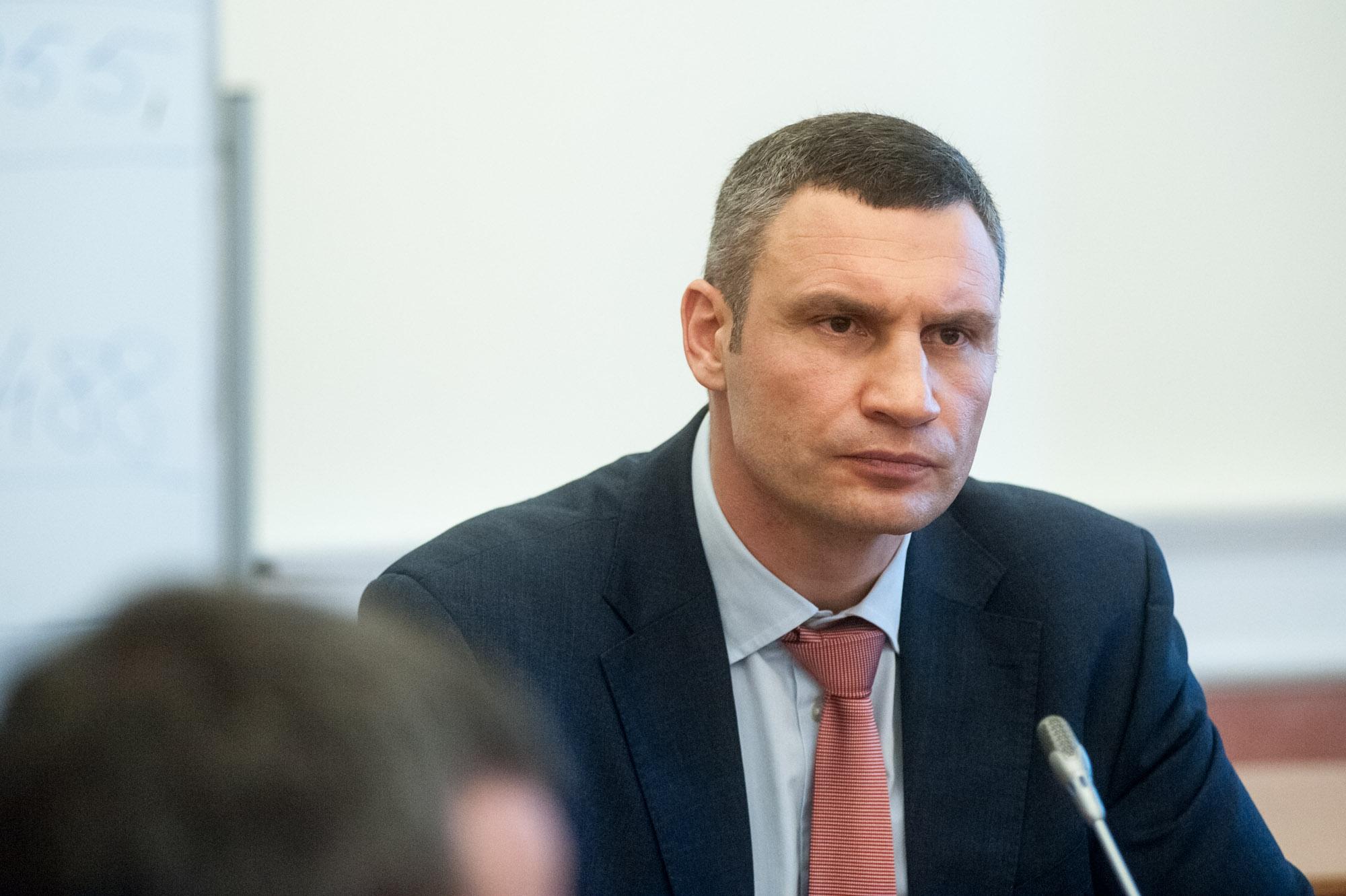 Віталій Кличко задекларував білий рояль тапозичені третім особам понад €8 млн
