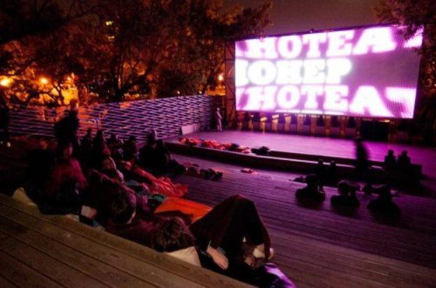 Недля всех: вКиеве летом появится бесплатный кинотеатр
