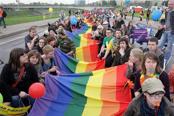 ЛГБТ-марш вКиеве завершится Маршем равенства 18июня