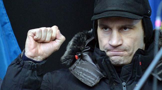 Граждане столицы Украины начали сбор подписей заотзыв Кличко споста главы города