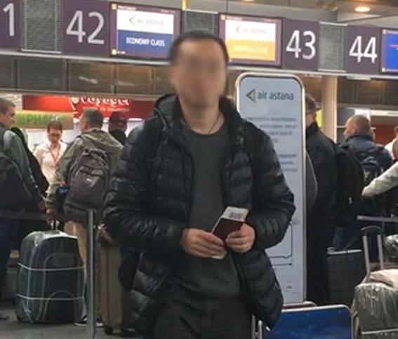Пограничники задержали ваэропорту «Борисполь» организатора международного канала торговли людьми