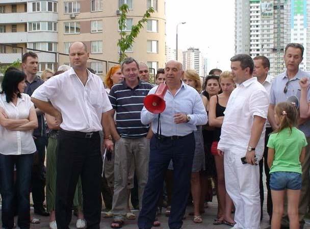 ВКиеве задержали руководителя одного израйонов зарастрату