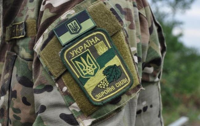 Под Киевом впроцессе  несения службы умер  военный